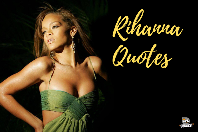 Rihanna Quotes Cover Snippet