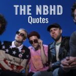 The NBHD Quotes Cover