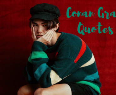 Conan Gray Quotes Cover
