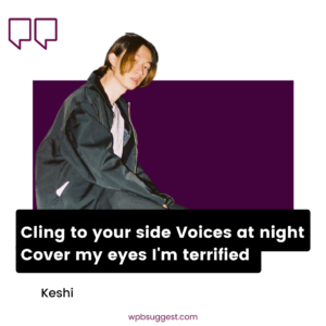 Keshi Captions