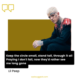 Lil Peep Quotes & Sayings
