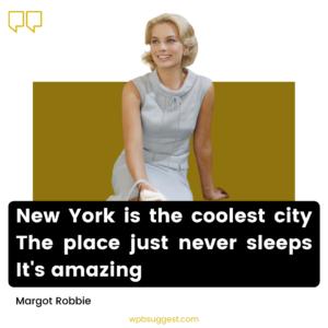 Margot Robbie Quotes For Instagram