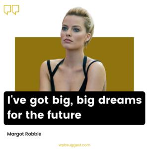 Margot Robbie Wall Street Movie Quotes