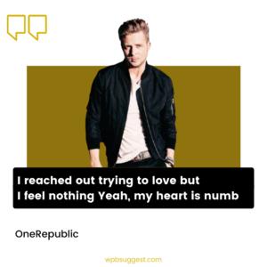 OneRepublic Quotes Image