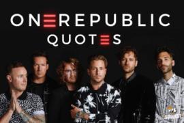 OneRepublic Cover Photo