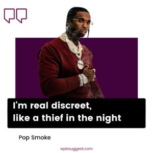 Pop Smoke Quotes
