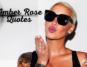 Amber Rose Quotes Cover