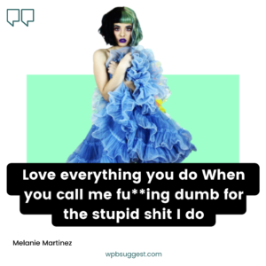 Quotes From K12 Melanie Martinez