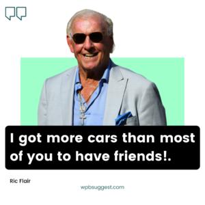 Ric Flair Speech Words