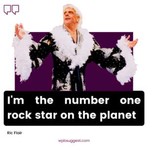 Ric Flair Quotes & Sayings