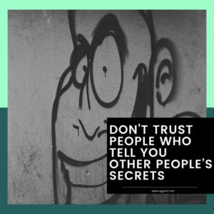 Quotes On Trust Broken