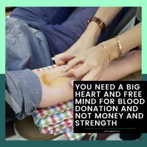 Best Blood Donation Slogans