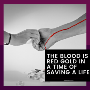 Blood Donation Slogans For Whatsaap