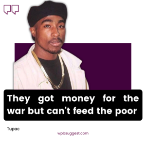 Tupac Quotes About Pain