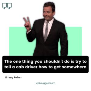 Jimmy Fallon Image Captions