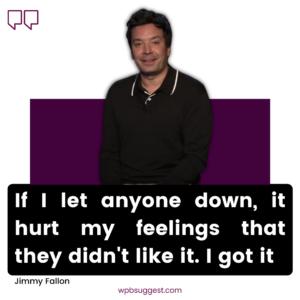 Jimmy Fallon Jokes Quotes