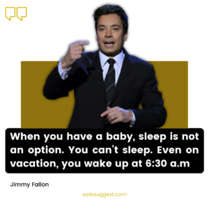 Cool Jimmy Fallon Quotes