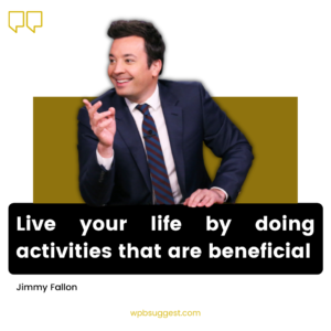 Jimmy Fallon Quotes For Instagram