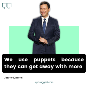 Funny Jimmy Kimmel Quotes