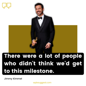 Best Jimmy Kimmel Quotes