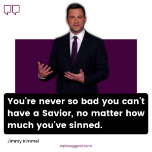 Jimmy Kimmel Quotes For Facebook