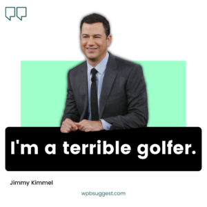 Jimmy Kimmel Quotes Image