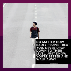 Walk Away Cool Quotes